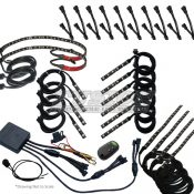 Fusion Snowmobile LED Lighting System Stage 5