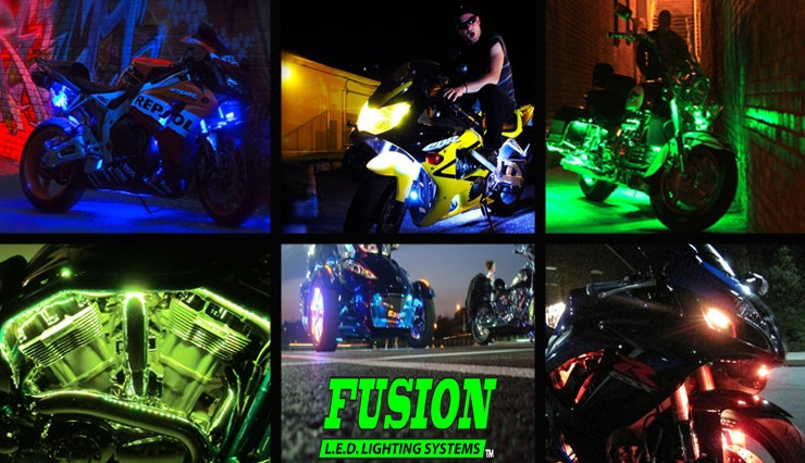 Frey Moto Lighted Bikes