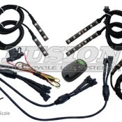 Fusion Snowmobile LED Lighting System Stage 1