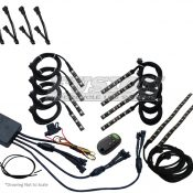 Fusion Snowmobile LED Lighting System Stage 2