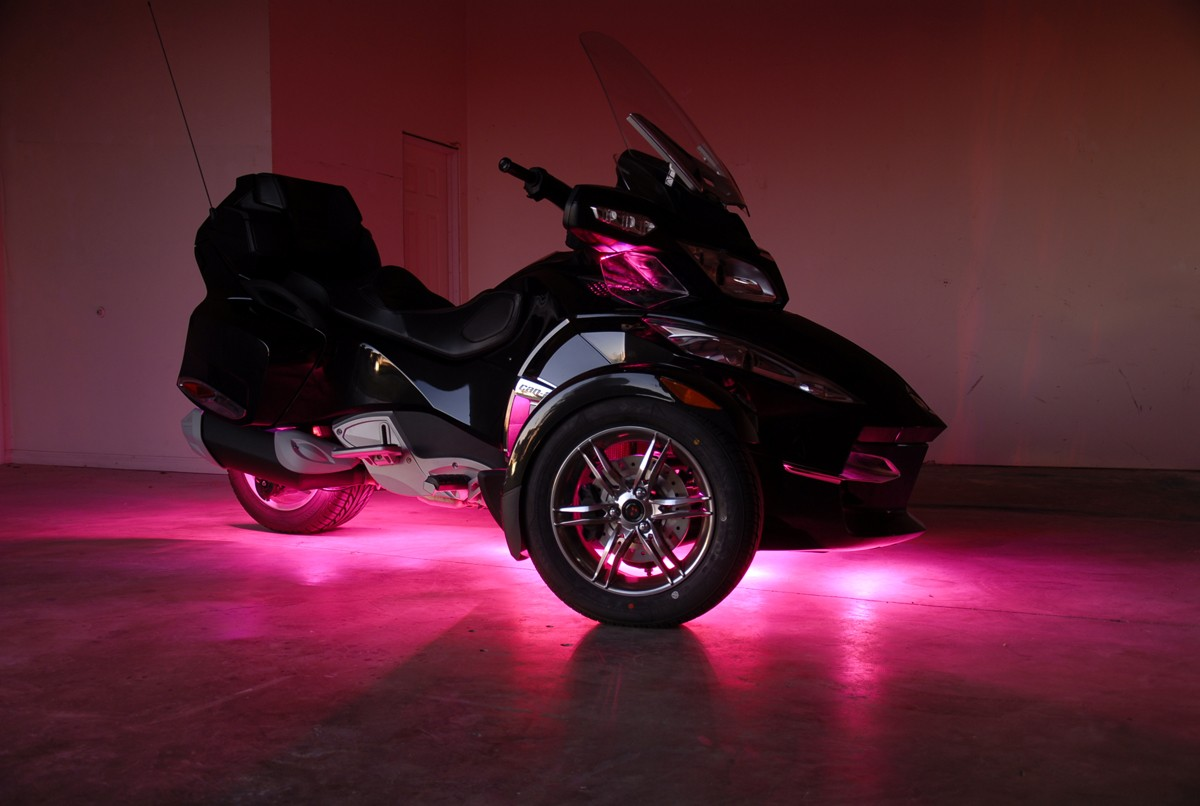 Can Am Spyder Fusion 21 Kit-1