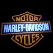 Harley Davidson Hologram Light Kit