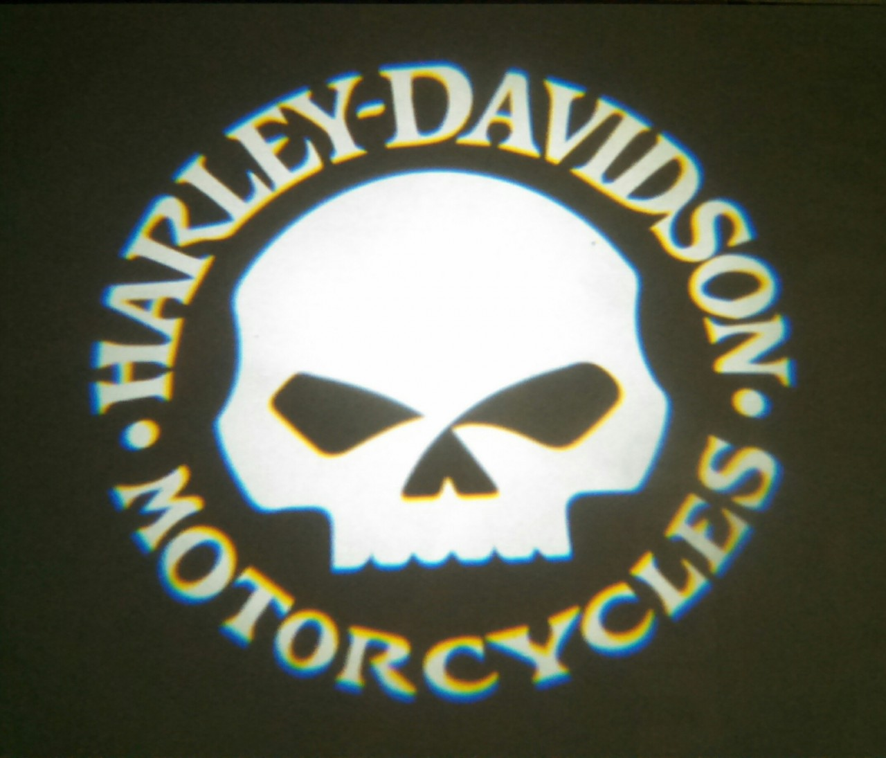 Harley Davidson Willy G Hologram Fusion Light Kit