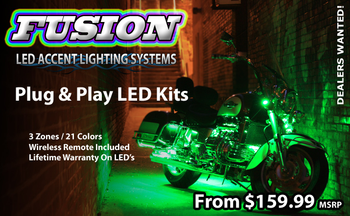 Fusion LED Systems LED Accent Lighting