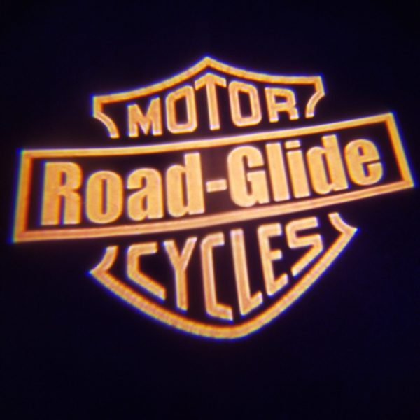 Road Glide Hologram LED