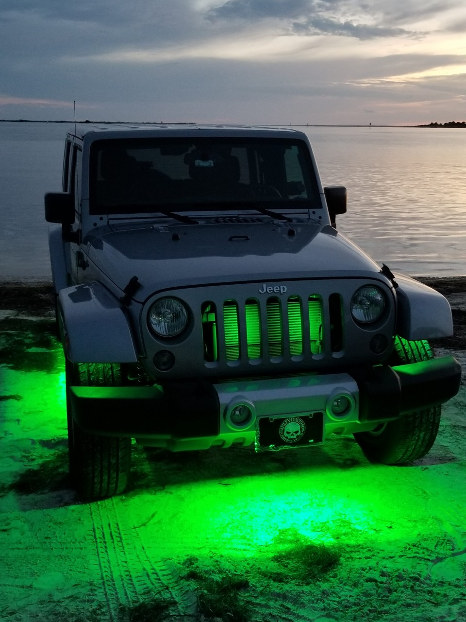 Jeep 4 Door Fusion Led Lighting Kit Customize That Ride